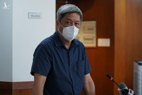 Thứ trưởng Nguyễn Trường Sơn thông tin về công văn đề nghị kỷ luật bác sĩ bỏ việc