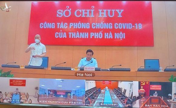 CEO Nguyễn Tử Quảng: Sẽ triển khai nền tảng truy vết công nghệ để giúp Thủ đô quét nốt các F0 còn lại - Ảnh 1.