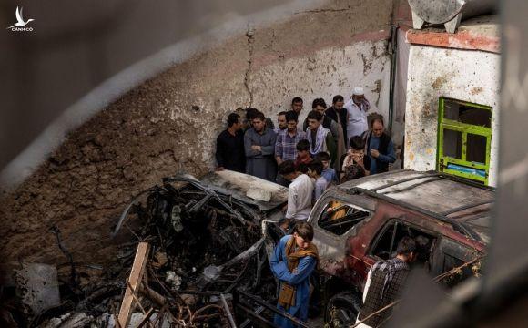 """Báo động """"nhầm"""", Mỹ không kích khiến 7 trẻ em thiệt mạng ở Kabul: Cảnh báo đưa ra ngay trước vài giây"""