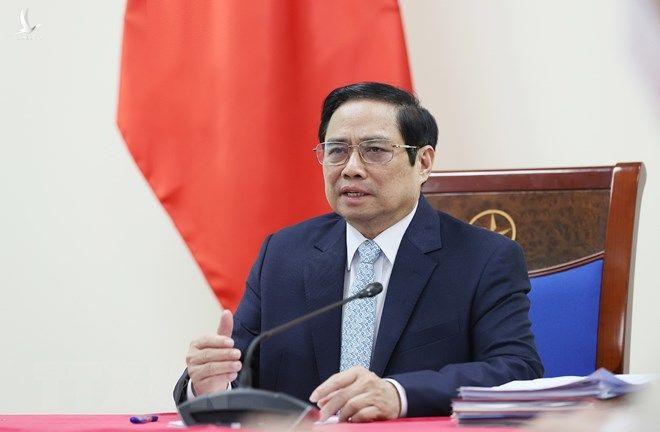 Thủ tướng Phạm Minh Chính đề nghị COVAX sớm phân bổ vaccine cho Việt Nam