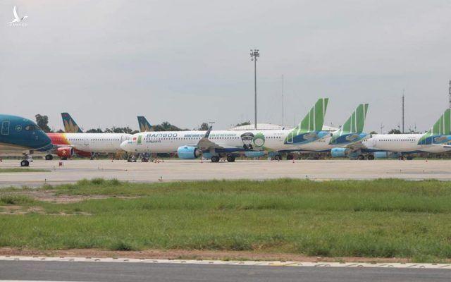 Những tỉnh thành nào đồng ý mở lại đường bay nội địa?
