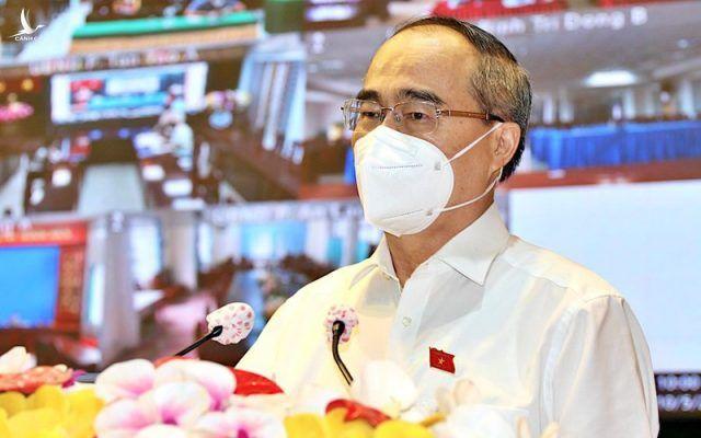 Về thông tin các nước dành 10% GDP để chống dịch, Việt Nam là hơn 2% của ông Nguyễn Thiện Nhân