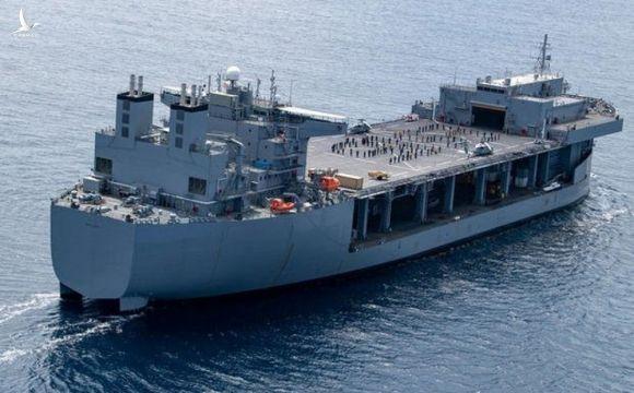 Mỹ điều tàu USS Miguel Keith tới Okinawa