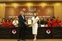 Đội tuyển bóng đá Việt Nam đón nhà tài trợ mới