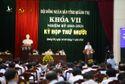 Chính thức miễn nhiệm chủ tịch UBND tỉnh Quảng Trị
