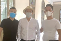 Ca sĩ Duy Mạnh bị phạt 7,5 triệu đồng