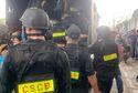Hơn 200 cảnh sát phá trường gà ở TP.HCM