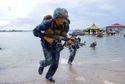 """""""Lá chắn thép"""" bảo vệ bình yên biển, đảo Đông Bắc của Tổ quốc"""