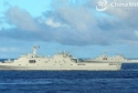 Nhiều tàu đổ bộ, tàu tên lửa Trung Quốc tham gia tập trận ở Biển Đông