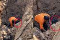Sự thật về thông tin 'đào được người đàn ông dưới lòng đất' ở Hà Nội