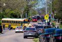 Lại xảy ra xả súng tại trường trung học ở Mỹ, nhiều người trúng đạn