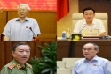 Chân dung 13 giáo sư trúng cử đại biểu Quốc hội khóa XV