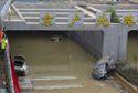 Hàng chục người không thoát khỏi đường hầm bị ngập khi lũ kéo tới