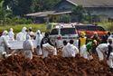 Không khác gì địa ngục, Indonesia đi từ khủng hoảng y tế đến khủng hoảng quan tài
