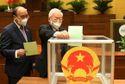 Trình danh sách nhân sự để bầu Chủ tịch nước nhiệm kỳ mới