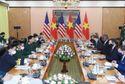 Bộ trưởng Quốc phòng Việt – Mỹ bàn về thực thi pháp luật trên biển