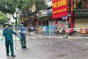 Một người đàn ông ở Hà Nội treo cổ tự tử dương tính với Covid-19