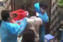 Yêu cầu trừng trị thích đáng nhóm người hành hung nhân viên y tế tại quận 8