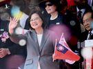 Bà Thái Anh Văn thông báo kế hoạch giúp người Hong Kong chạy sang Đài Loan