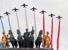 2.000 binh sĩ duyệt binh mừng quốc khánh Pháp