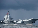 Tàu sân bay Trung Quốc tiến xuống Biển Đông cách Quy Nhơn 300km