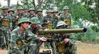 Quân đội Việt Nam tự sản xuất lượng lớn súng cối, súng phóng lựu