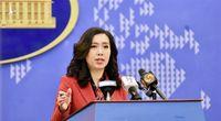 Bộ Ngoại giao lên tiếng vụ Tàu hải cảnh Trung Quốc áp sát giàn khoan Hải Thạch