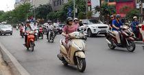 Bỏ đề xuất xe máy phải bật đèn cả ban ngày