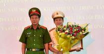 Phó giám đốc Công an Hà Nội được điều động về Bộ Công an