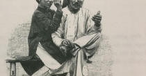 Nghề lấy ráy tai, xoa bóp trên phố Hà Nội hơn 100 năm trước