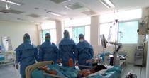 Quảng Nam dốc sức điều trị ca nặng, trong đó có ca 100 tuổi