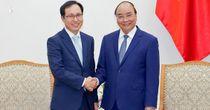 Samsung Việt Nam cam kết phấn đấu đạt mục tiêu năm 2020 mở rộng đầu tư