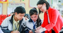 Cho học sinh dùng điện thoại trong giờ học: Chỉ là vui phút chốc!