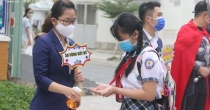 TP HCM: Học sinh trở lại trường từ ngày 1-3