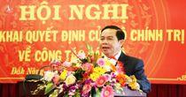 Chân dung 6 Ủy viên Trung ương Đảng được Bộ Chính trị điều động trong tuần qua
