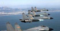 Số lượng kỷ lục máy bay quân sự Trung Quốc vào ADIZ Đài Loan