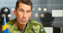 """ANM 16/6: Tổng Tư lệnh Thụy Điển cảnh báo về nguy cơ về """"một cuộc chiến tranh"""" với Nga"""