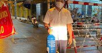 Ông Đoàn Ngọc Hải bị cáo buộc nhập lậu bình oxy phế thải, thiếu an toàn