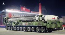 Triều Tiên sẽ thử tên lửa 'quái vật' chào đón ông Biden?