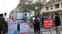 Bắc Ninh: Hỏa tốc cho học sinh nghỉ vì có 2 bệnh nhân mắc Covid-19