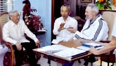 Party General Secretary Nguyen Phu Trong: Viet Nam, Cuba will always support each other