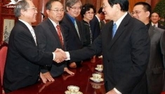 President Truong Tan Sang receives RoK friendship delegation