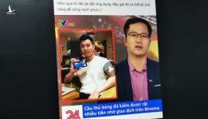 Mạo danh VTV đăng bài Văn Thanh quảng cáo cá cược Binomo