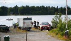 Máy bay rơi ở Thụy Điển, 9 người thiệt mạng