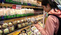 Hàng Việt bị 'hất' khỏi siêu thị ngoại