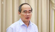 Bí thư Nguyễn Thiện Nhân: 'Làm sao người dân đến cơ quan hành chính phải vui hơn'