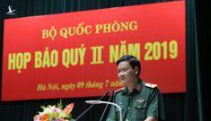 Bộ Quốc phòng thông tin kết quả điều tra vụ thiếu uý biên phòng xả súng vào đồng đội