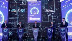 """Ba """"ông lớn"""" Việt Nam bắt tay làm hạ tầng 5G"""