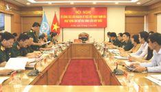 Việt Nam cử công binh tham gia gìn giữ hòa bình Liên hợp quốc