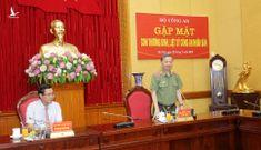 Bộ Công an gặp mặt các con thương binh, liệt sỹ CAND được đi thăm quan, nghỉ dưỡng tại Nga